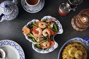 Shrimp with Asparagus-resized